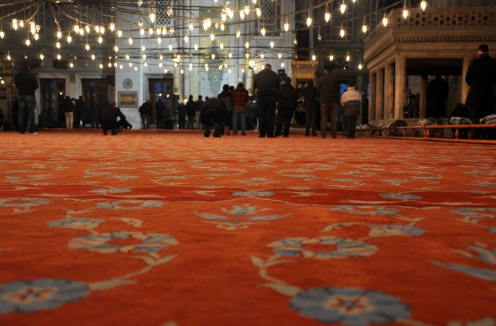 Sultanahmed Camii (mezquita Azul)