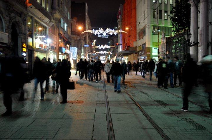 İstiklâl Caddesi estambul