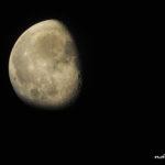 Nunca en mi vida había visto la luna así =)