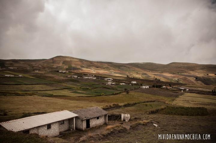 casa sierras ecuador