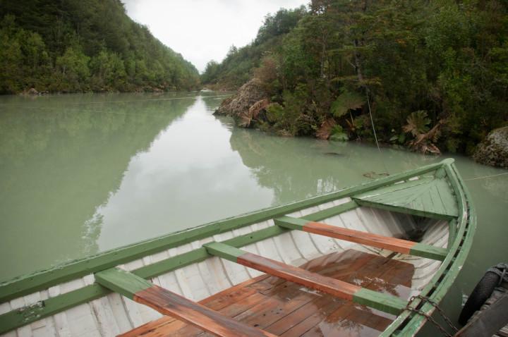 lago verde chile