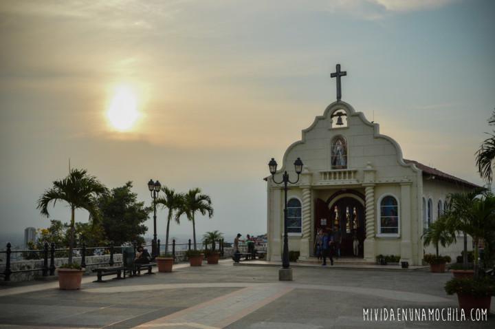 capilla santa ana guayaquil