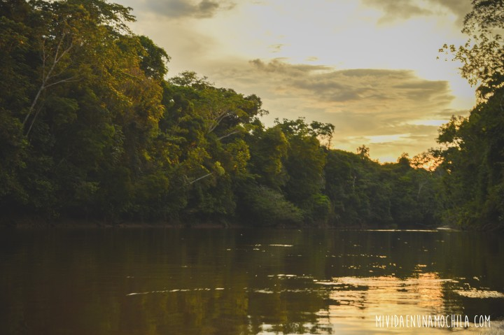 río cuyabeno