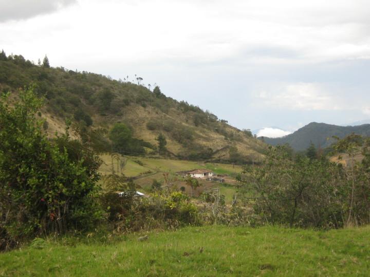 casas montaña