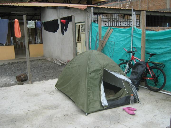 camping restaurante