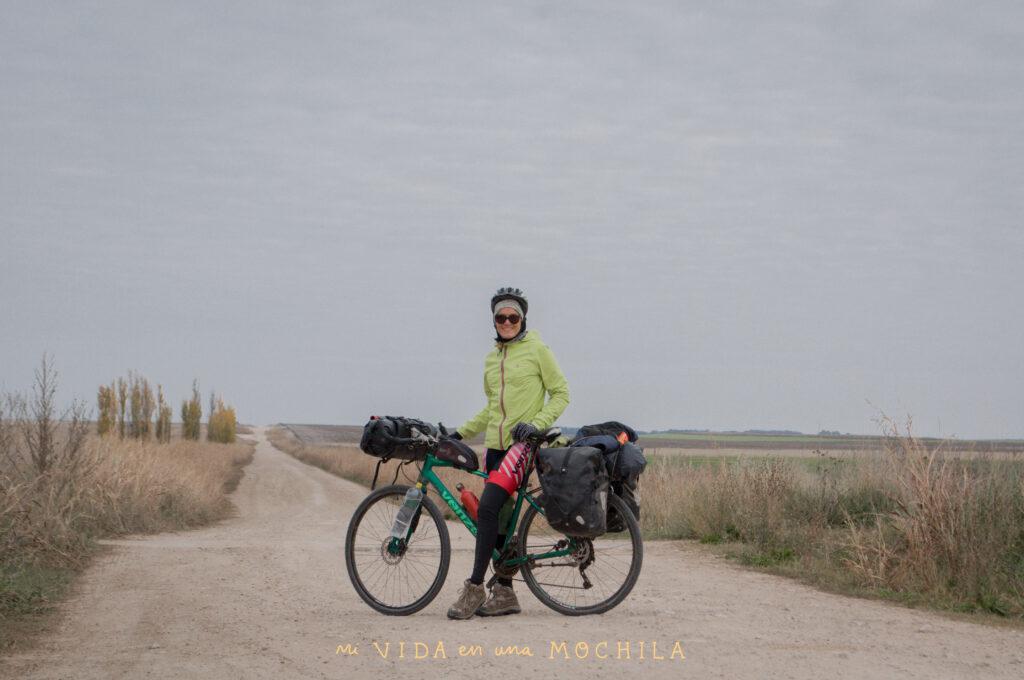 recomendaciones de vestimenta para viajar en bici cuando hace frío