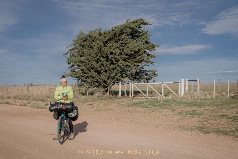 viajar en bici cuando hace frío
